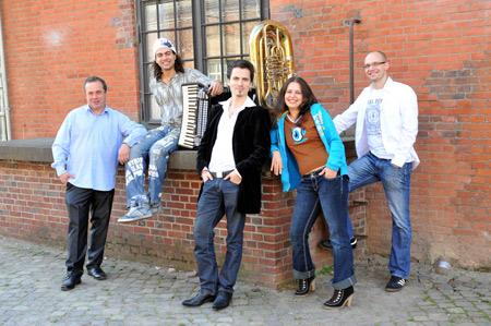 folkBALTICA auch im Volksbad: Hamburg Klezmer Band
