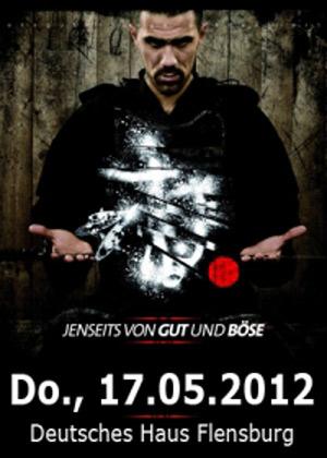 Bushido live im Deutschen Haus Flensburg