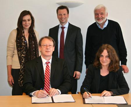 Uni und FH Flensburg gründen Zentrum für nachhaltige Energiesysteme