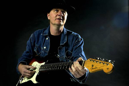 Blues so richtig satt! Jan Gerfast Blues Band im Roxy Concerts Flensburg