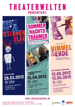 Flensburg – Theaterwelten auf dem Holländerhof