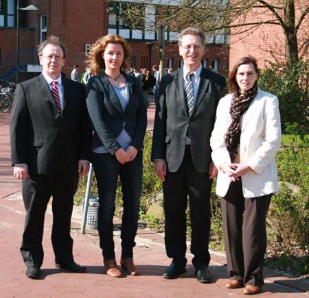 FH Flensburg – Gemeinsam für familienfreundliche Personalpolitik im Norden