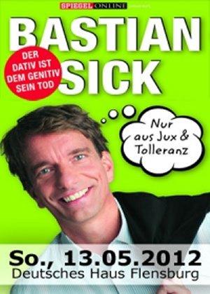 Bastian Sick im Deutschen Haus in Flensburg