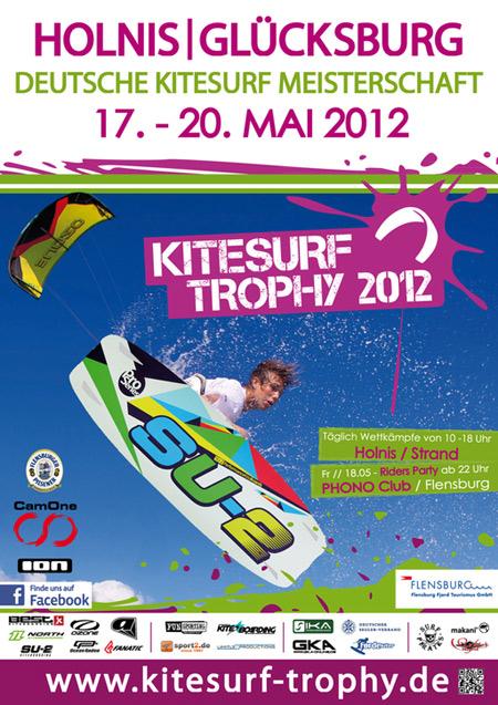 Kitesurf Trophy bei Holnis/ Glücksburg