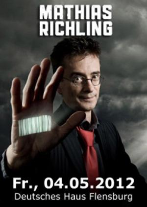 Kabarett im Deutschen Haus – Mathias Richling – Der Richling Code
