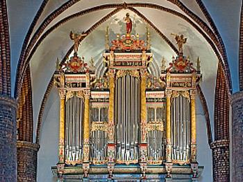 Saisonstart in Flensburg: Orgelmusik zur Marktzeit