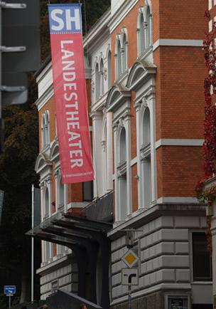 Stadt Flensburg  empfängt zum Großen Gemeinsamen Bühnentag der Niederdeutschen Bühnen