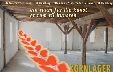 Ausstellung im Kornlager Augustenborg –  Kunstlager