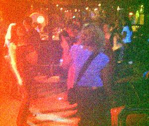 Morgen wirds heiß: Studenterklubbens Torsdagsbar im Flensburger Volksbad