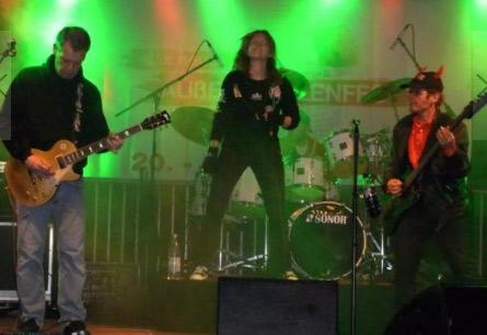 Und wieder einmal ! Lifeline live im Flensburger Shamrock