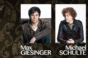 The Voice – Max Giesinger und Michael Schulte live in Flensburg