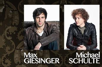 The Voice – Max Giesinger und Michael Schulte live in Flensburg