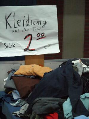 Kühlhaus Flensburg lädt ein zum Familienbasar