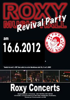 Geht los: Die Roxy Revival Party in Flensburg
