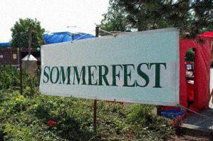 Kinder- und Jugendbüro Flensburg unterstützt Sommerfest in Weiche