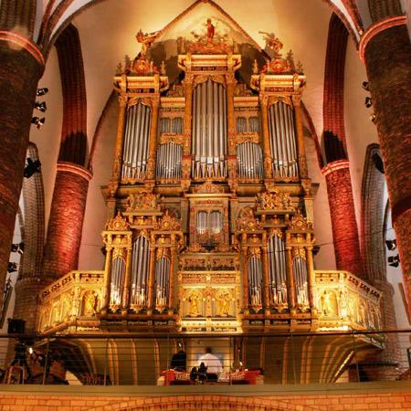 Orgelkonzert in der Flensburger St. Nikolai Kirche