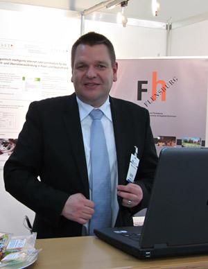 FH Flensburg – Prof. Dr. Christoph Rösener zum außerplanmäßigen Professor der Universität Warschau ernannt