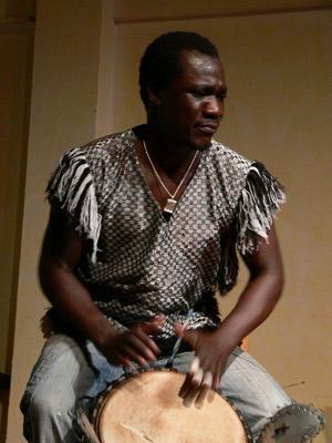 Afrika-Kulturabend in  Flensburg am 1. September