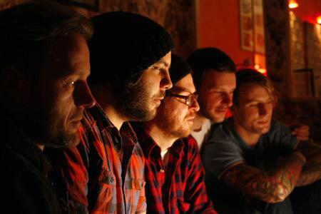 Schweden rockt: GOLDEN KANINE im Kühlhaus Flensburg