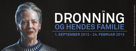 Ausstellung in Trapholt: Königin Margrethe II und ein sehr differenzierte Blick auf die dänische Könighaus