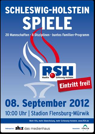 Kohlstoßen, Fischtennis und Gummistiefel-Weitwurf – Schleswig-Holstein-Spiele in Mürwik