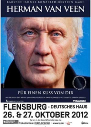 Zwei Tage Hermann van Veen live im Deutschen Haus Flensburg