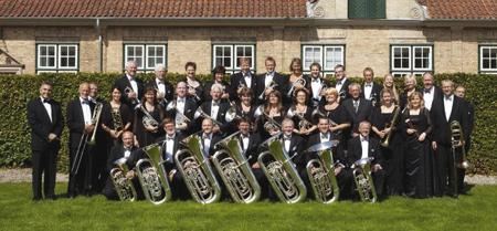 Gratis Konzert mit dem Danfoss-Orchester im Flensborghus