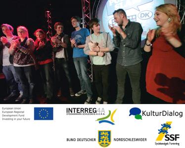 Deutsch-Dänischer Poetry Slam im Kühlhaus