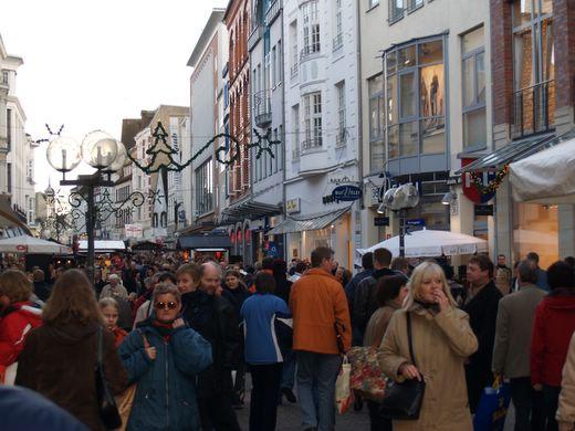 Vortrag in Flensburg: Zwischen Internet und Innenstadt – Wo findet Einzelhandel künftig statt