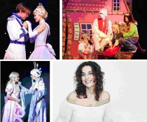 Das märchenhafte Popmusical Cinderella in Flemsburg