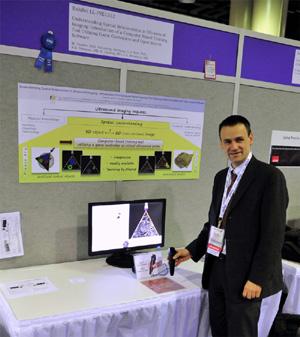 Goldmedaille für die FH Flensburg auf internationalem  Radiologenkongress