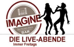 MayaMo, Beatles, Jazz und Rock – weitere Musikabende in der Imagine Bar im Deutschen Haus
