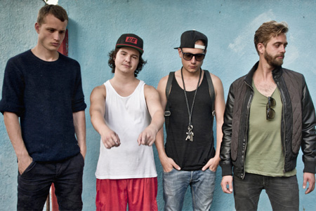 Lukas Graham kommt nun am 13. April nach Flensburg