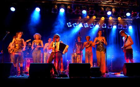 Auch 2013: Jazz im Flensborghus in Flensburg