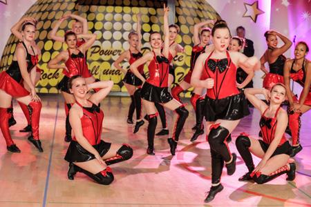 Vorverkauf hat begonnen: Tanzgala 2013 im Deutschen Haus