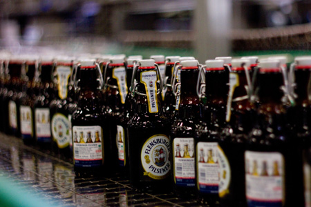 Es ploppt! Flensburger Brauerei wächst weiter