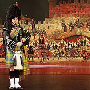 Schottland in Flensburg – Musikschau Schottland  in der Flens-Arena