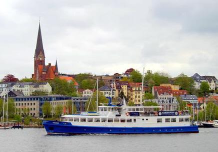 Flensburger Stadtfeste 2013: Rum Regatta, Dampf Rundum und mehr