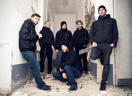 Spitzenevent im Volksbad Flensburg: Buried in Black, Domain of Decay und Constant Rise