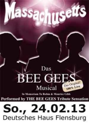 Die Bee Gees im Deutschen Haus Flensburg – Das Musical