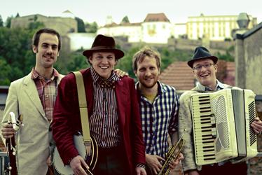 Kühlhaus am Freitag: BUKOVINA BEATZ CLUB feat. Gankino Circus