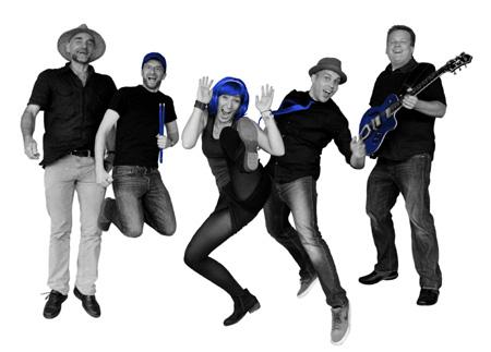 Flensburger Band Jellybay gibt CD-Release-Konzert in der Alten Deutschen Bank