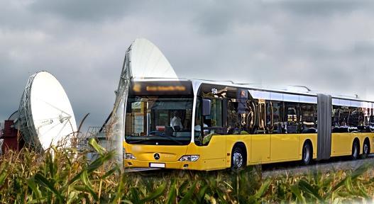 BUS-Radar Flensburg – wo steckt mein Bus – neuer Zeitvertreib an der Haltestelle