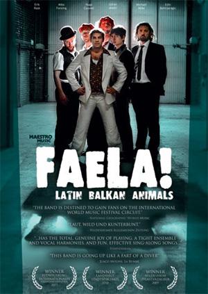 Faela! aus Schweden feiern Fiesta im Flensburger Kühlhaus