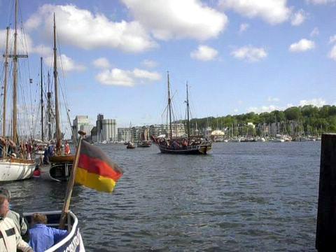 Damals wars – Als die Flensburger Rum Regatta sicherlich mit Rum gefeiert wurde