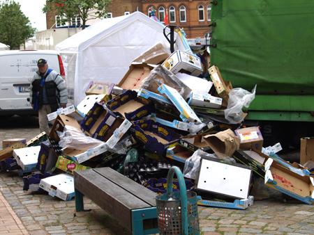 Flensburg putzt sich – Flensburger Frühjahrsputz 2013 – Fällt aus