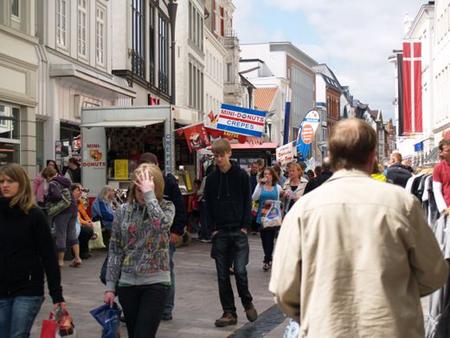 Sonniger Kaufrausch beim Verkaufsoffenen Sonntag in Flensburg
