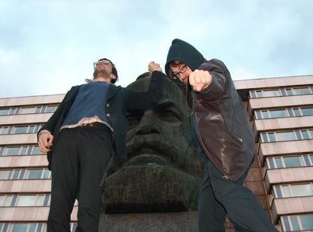 Volksbad Flensburg: Saalschutz & Der Bürgermeister der Nacht live
