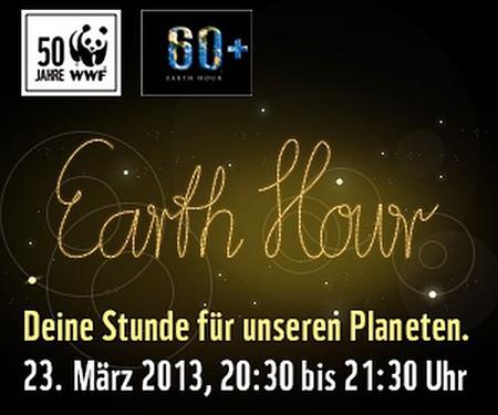 Licht aus! Earth Hour 2013 – Flensburger machen mit