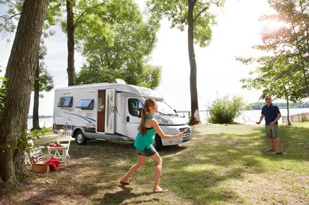 Caravan Center Nord in Harrislee gibt wichtige Tipps zur Anmietung von Wohnmobilen